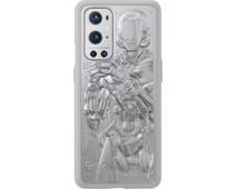 OnePlus 9 Pro Unique Back Cover Zilver