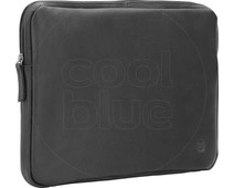 BlueBuilt 13 inch Laptophoes breedte 31 cm - 32 cm Leer Zwart