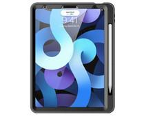 Just in Case Heavy Duty Apple iPad Air (2020) Full Body Case Zwart