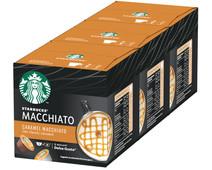 Starbucks Dolce Gusto Caramel Macchiato 3 pack