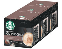 Starbucks Dolce Gusto Cappuccino 3 pack