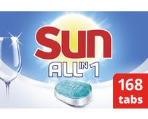 Sun All-in-1 Normaal - 7 x 24 vaatwastabletten