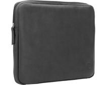 BlueBuilt 13-inch Laptop Cover Width 30cm - 31cm Leather Black