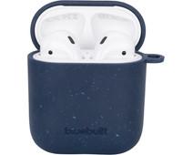 BlueBuilt Hoesje voor AirPods gen 1/2 Composteerbaar Donkerblauw