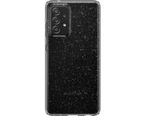 Spigen Liquid Crystal Glitter Samsung Galaxy A52 Back Cover Transparant