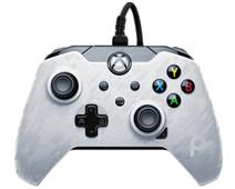 PDP Bedrade Controller Xbox Series X en Xbox One Wit Camo
