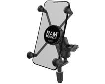 RAM Mounts Universal Phone Mount Motorcycle Ball Head Handlebar Small