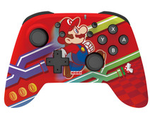 Hori Draadloze Nintendo Switch Controller Super Mario New Design Edition