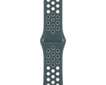 Apple Watch 42/44 mm Siliconen Horlogeband Nike Sport Hasta/Light Silver