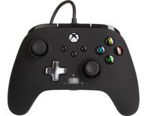 PowerA Enhanced Bedrade Controller Xbox Series X en Xbox One Zwart