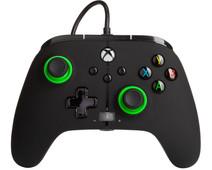 PowerA Enhanced Bedrade Controller Xbox Series X en Xbox One Groen