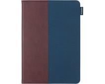 Gecko Covers ColorTwist Easy Click Apple iPad (2020)/(2019) Book Case Bruin/Blauw