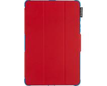 Gecko Rugged Samsung Galaxy Tab A7 (2020) Book Case Rood/Blauw