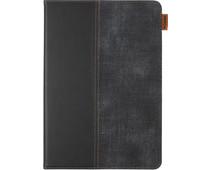 Gecko Covers ColorTwist Easy Click Apple iPad (2020)/(2019) Book Case Zwart/Blauw