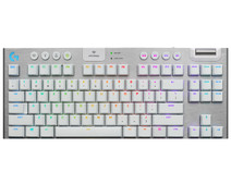 Logitech G915 TKL Tenkeyless LIGHTSPEED Wireless RGB Mechanical Gaming