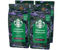 Starbucks Espresso Dark Roast koffiebonen 1,8 kg