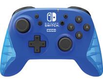 Hori Wireless Controller Blauw voor Nintendo Switch