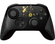 Hori Wireless Controller Pikachu Black & Gold voor Nintendo