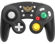 Hori Wireless Smash Bros Controller Zelda for Nintendo Switch