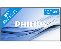 Philips Multi-Touch Display 86BDL3552T/00 86 inches