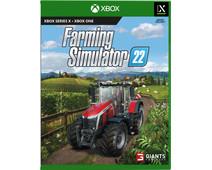 Farming Simulator 22 Xbox One and Xbox Series X