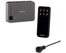 Marmitek Connect 350 UHD 4K 2.0 HDMI auto switch