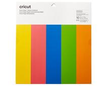 Cricut Smart Stickerkarton 33x33 5 Kleuren