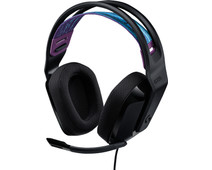 Logitech G335 Bedrade Gaming Headset Zwart