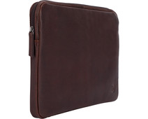 BlueBuilt 13-inch Laptop Cover Width 30 - 31cm Leather Brown