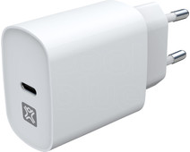 XtremeMac Power Delivery Charger with USB-C Port 30W White