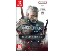 The Witcher 3: Wild Hunt - Complete Edition - Light Edition Nintendo Switch