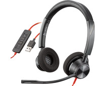 Poly Blackwire 3320-M USB-A Office Headset