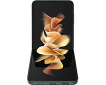 Samsung Galaxy Z Flip 3 256GB Groen 5G
