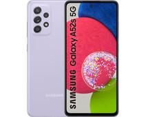 Samsung Galaxy A52s 128GB Paars 5G