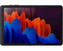 Samsung Galaxy Tab S7 FE / S7 Plus Back Cover Zwart