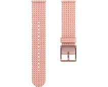 Polar Siliconen Bandje Roze S 20mm