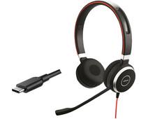 Jabra Evolve 40 USB-C - MS Stereo Office Headset
