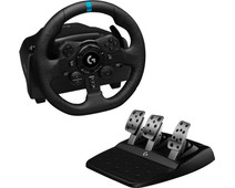 Logitech G923 TRUEFORCE - Racestuur met Force Feedback voor PlayStation 5, PS4 & PC