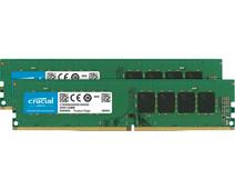 Crucial 16GB 2666MHz DDR4 SODIMM CL19 (2x8GB)