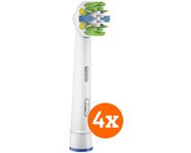 Oral-B FlossAction Brush Attachment 4 units