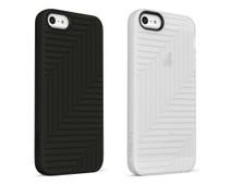 Belkin Flex Case Apple iPhone 5 Black/Clear Duo Pack
