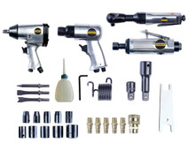 Stanley Air tool set (34-piece)