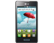 LG Optimus L5 II Titanium Zilver