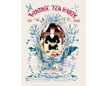 Het Vintage Tea Party Boek