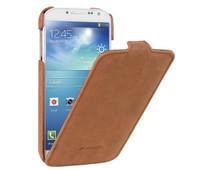 Melkco Leather Case Samsung Galaxy S6 Bruin