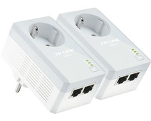 TP-Link PA4020PKIT Geen WiFi 500 Mbps 2 adapters