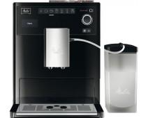 Melitta Caffeo CI Zwart met melkkan