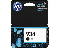 HP 934 Cartridge Black (C2P19AE)