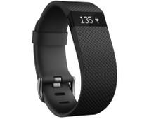 Fitbit Charge HR Black - L