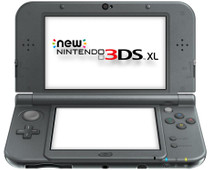New Nintendo 3DS XL Zwart Metallic